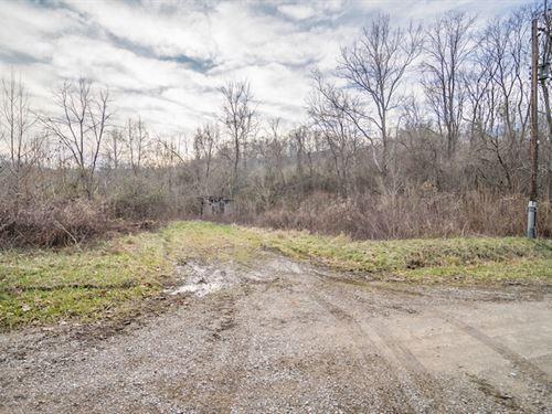 Zion Rd, 125 Acres : Rutland : Meigs County : Ohio