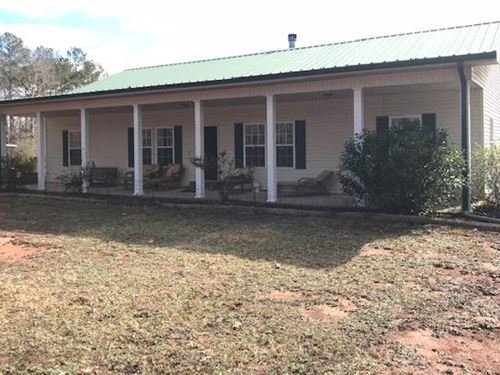 166 Ac Home With Good Timber : Kellyton : Coosa County : Alabama