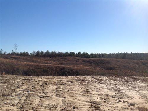 4-009 Rolling Hills Mini Farms Lot : Prattville : Autauga County : Alabama
