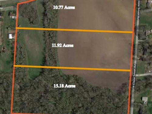 38 Acres M/L On 24 Hwy Just West : Independence : Jackson County : Missouri