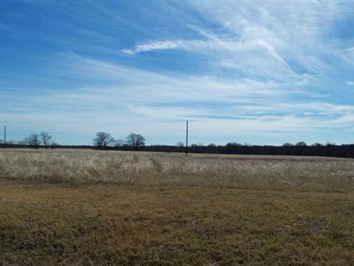Cooke County Land For Sale With tw : Gainesville : Cooke County : Texas