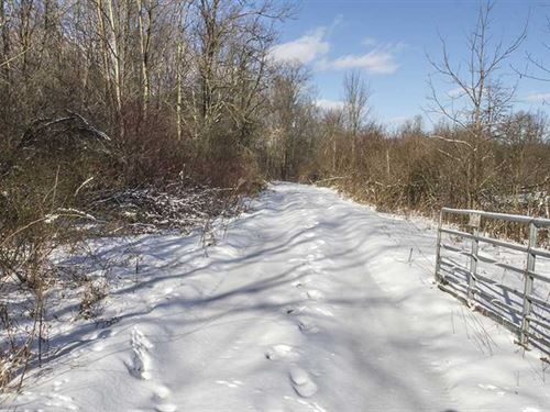 Leffingwell Rd, 33 Acres, Mahoni : Berlin Center : Mahoning County : Ohio