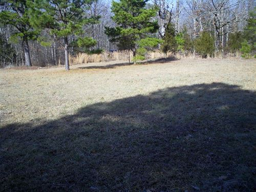 Great Home Site Plus Hunting : Silva : Wayne County : Missouri