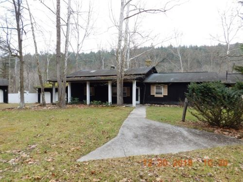 Home For Sale, Capon Bridge, WV : Capon Bridge : Hampshire County : West Virginia