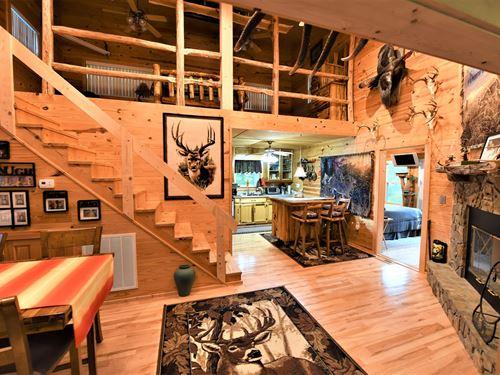 Wildlife Haven, Hunting, Timber : Edmonton : Adair County : Kentucky