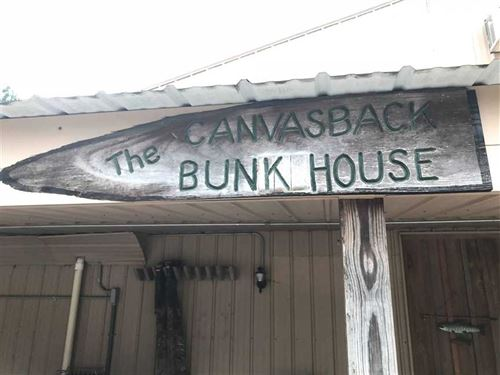 Webfoot Duck Lodge in St, Charles : Saint Charles : Arkansas County : Arkansas