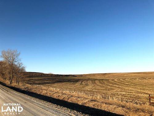 Griswold Dogwood Road Roi Farm : Griswold : Pottawattamie County : Iowa