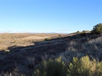 Building Site Country Setting Gated : Mayer : Yavapai County : Arizona