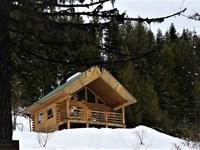 Log Cabin National Forest Montana : Libby : Flathead County : Montana