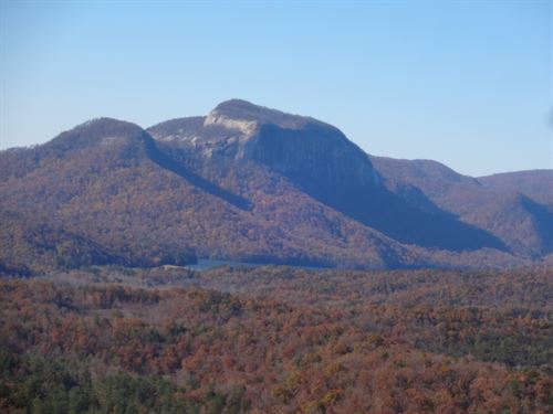 Residential Lot With Incredible Vie : Cleveland : Greenville County : South Carolina