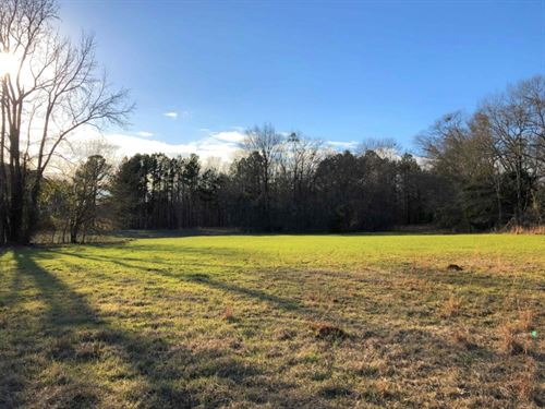 Reduced, Peaceful Homesite With Cr : Sharon : Taliaferro County : Georgia