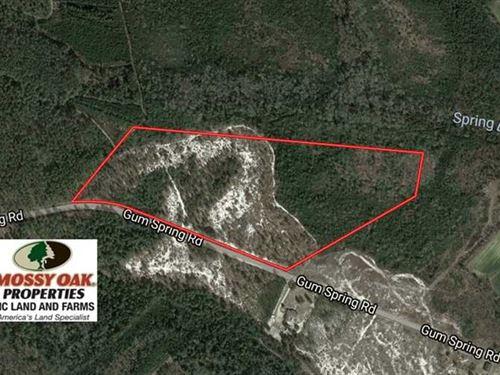 Under Contract, 32 Acres of Resid : Elizabethtown : Bladen County : North Carolina