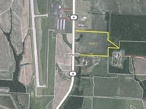 Cameron MO 20 Acres For Sale : Cameron : Clinton County : Missouri