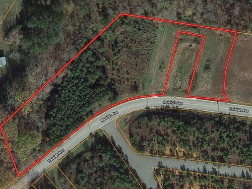 Ready to Build Near Lake Gaston, VA : South Hill : Mecklenburg County : Virginia