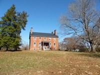 Woodfork Estate : Charlotte Court House : Charlotte County : Virginia