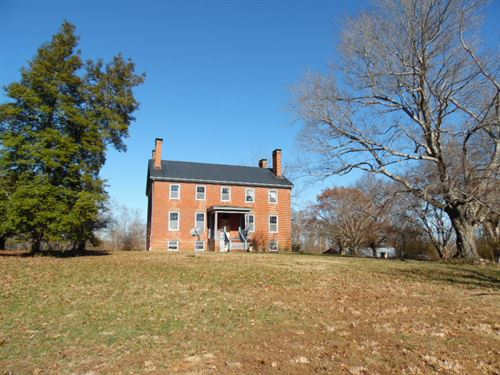 Woodfork Estate : Charlotte Court House : Charlotte County : Virginia