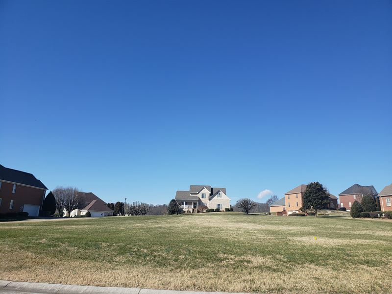 Cleared Building Lot, Hampton West : Morristown : Hamblen County : Tennessee
