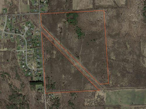 Large Acreage For Subdivision : Syracuse : Onondaga County : New York