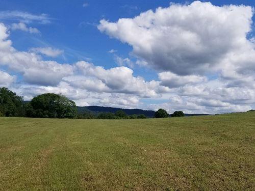 7.39+/- Acres Unrestricted, Creek : Sparta : Van Buren County : Tennessee