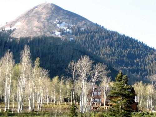 Mountain Hunting / Recreational : Clark : Routt County : Colorado