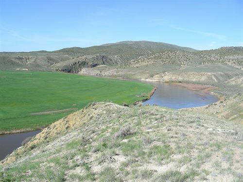 Yampa River Cattle Hunting Ranch : Maybell : Moffat County : Colorado