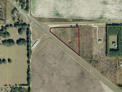 Commercial Property US Hwy Perry FL : Mayo : Lafayette County : Florida