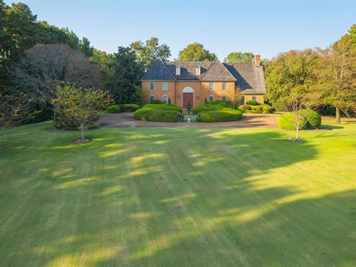 Jackson TN Luxury Mansion/Estate : Jackson : Madison County : Tennessee