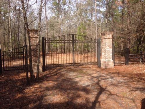 Live Oak Ridge Tract : Mt Pleasant : Berkeley County : South Carolina