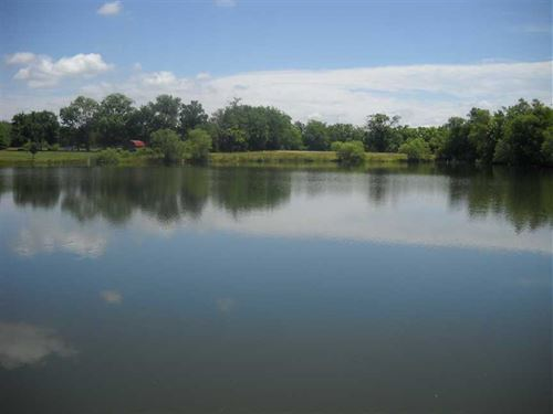 Great Lot With Water-Lot 27 : Hope Hull : Lowndes County : Alabama