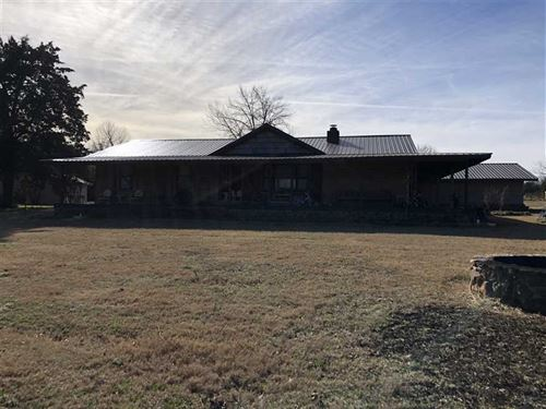 Cabin in The Woods : Pleasant Plains : Jackson County : Arkansas