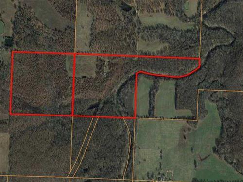 Approximately 93 Acres of Excellen : Eldorado : Vernon County : Missouri