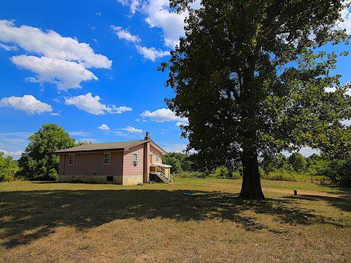 Country Home Koshkonong Missouri : Koshkonong : Howell County : Missouri
