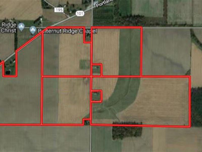 Trustee Real Estate Auction : Clyde : Sandusky County : Ohio