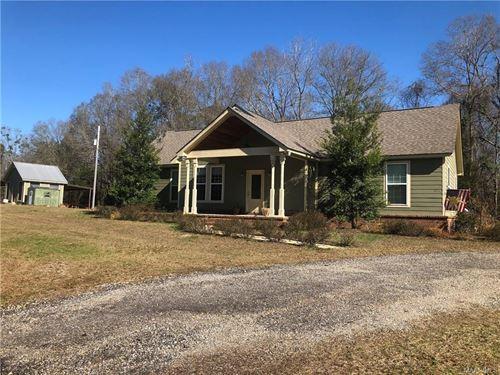Fort Deposit Farm House : Fort Deposit : Butler County : Alabama