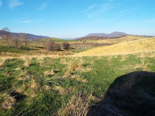 Farm Land Thompson Valley : Tazewell : Virginia