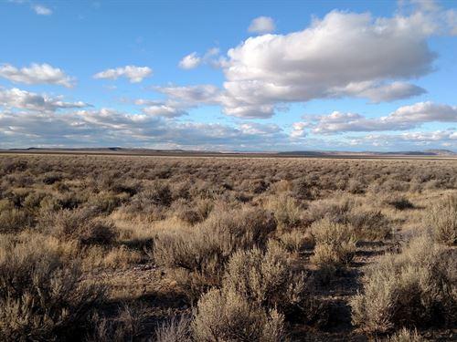 80 Acres, Recreational Property : Princeton : Harney County : Oregon