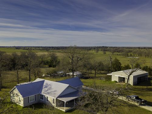 3815 Musgrove Road Normangee, Tx : Normangee : Madison County : Texas