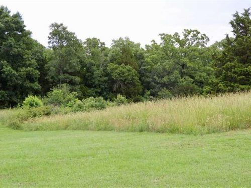 Lot 21 of Persimmon Ridge Estates : Greenbrier : Faulkner County : Arkansas