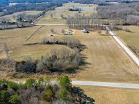 Land, Building Site, Hobby Farm : Milan : Gibson County : Tennessee