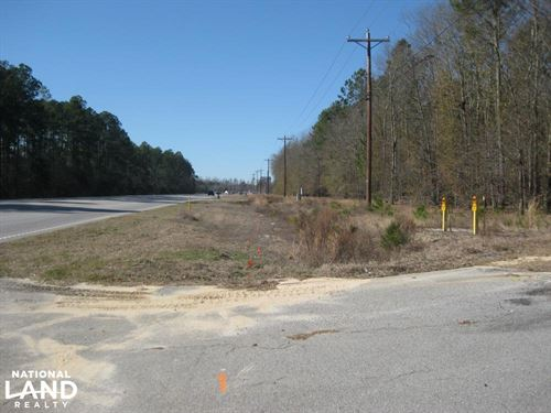 Lexington Hwy 378 Commercial Site : Lexington : South Carolina