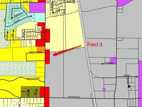 Senatobia Property Tract 3 : Senatobia : Tate County : Mississippi