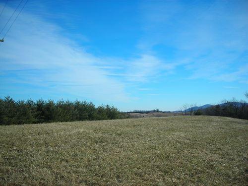 Building Lot Majestic Views 2.90 : Sparta : Alleghany County : North Carolina