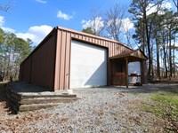 17 Acres, Barndomimium & Pasture : Steele : Saint Clair County : Alabama