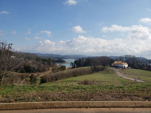 Cherokee Lake View Lot, Lake Access : Rutledge : Grainger County : Tennessee