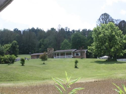 Very Private 85.11 Acres : Sutton : Braxton County : West Virginia