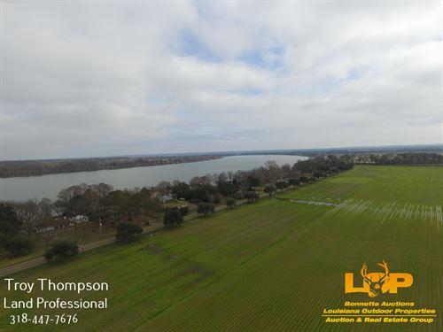 Residential Lots Near Lake St, John : Ferriday : Concordia Parish : Louisiana