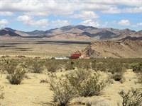 Fab Land Behind St Joseph Monastery : Lucerne Valley : San Bernardino County : California