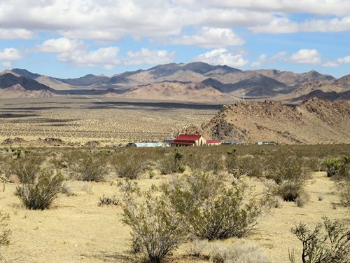 Gorgeous, Near St Joseph Monastery : Lucerne Valley : San Bernardino County : California