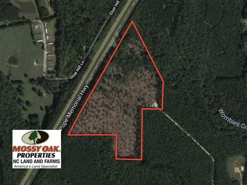 33.4 Acres of Residential Land For : Sanford : Lee County : North Carolina