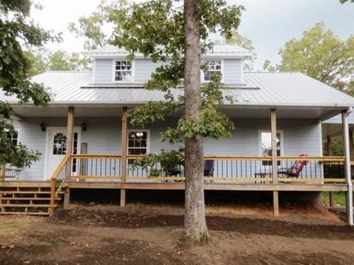 Country Home 10 Acres Osceola, MO : Osceola : Saint Clair County : Missouri
